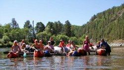 Программа Уральского слет-семинара «Кооперативное лето» Башкирия, река Агидель. 25-31 июля 2012 года и 05-11 августа 2012 года