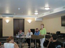 В саморегулируемой организации кредитных кооперативов «Межрегиональный союз кредитных кооперативов» прошло общее собрание